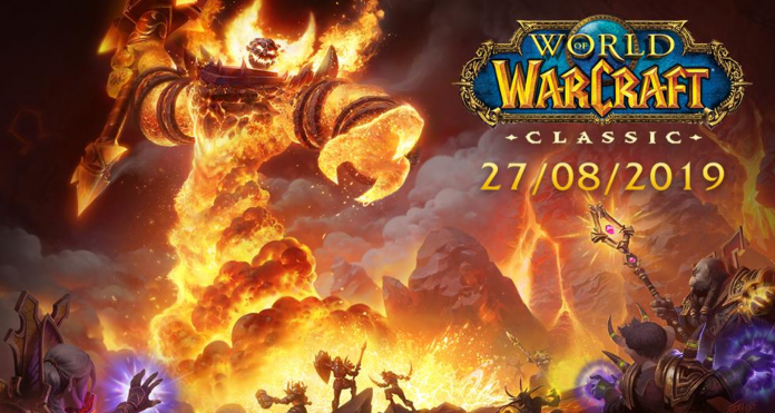 Classic WoW : Official Release date