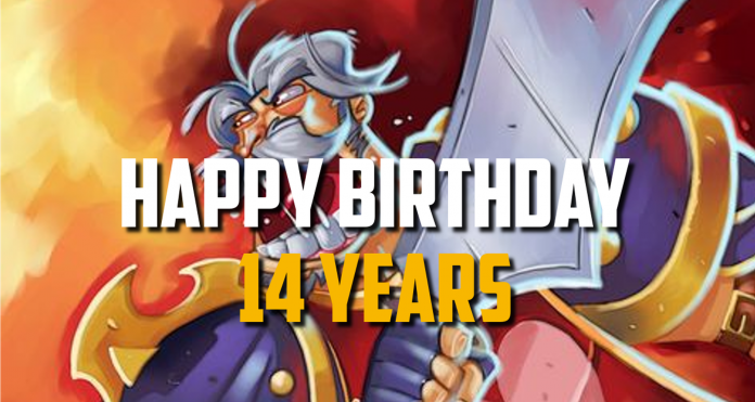 Happy birthday Leeroy Jenkins ! 14 years old, back in Classic WoW?
