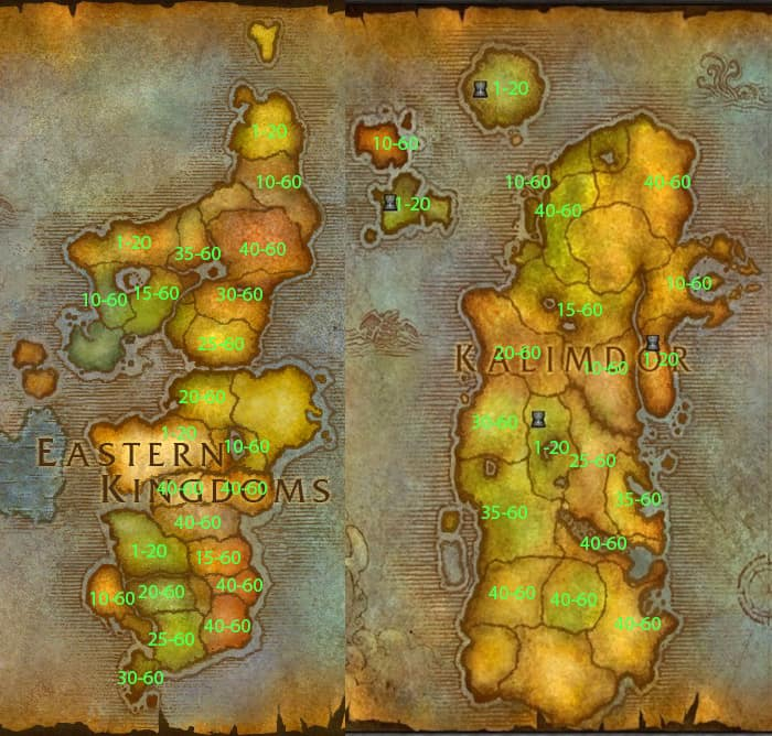 wow clic leveling guide - WoW Clic Map Of World Warcraft Lvl on world map with levels wow, starcraft ii map, world of naruto map, aion guide map, wow interactive map, world of demon, everquest map, elder scrolls map, warcraft 2 map, prime world map, full wow map, eastern kingdoms map, world of world map, wow alliance map, northrend map, doom map, world of starcraft 2, world of tanks maps, league of legends map, apocalypse world map,