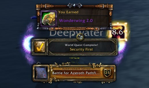 #Blaugust2019 – It finally happened. – Azerothian Life