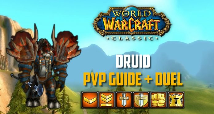 WoW Classic - Druid PvP Guide