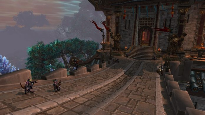 Visions of N'Zoth Assaults for March 20th (NA)/21st (EU) - Mantid in Vale of Eternal Blossoms