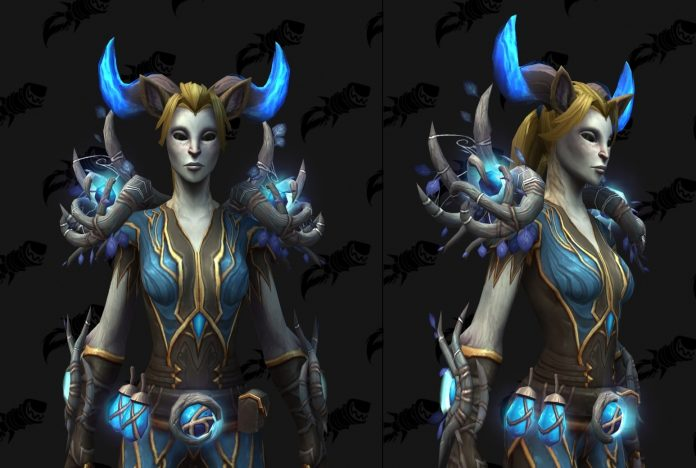 Shadowlands Faun NPCs Can Use Draenei Female Collection Models - Allied Race Speculation