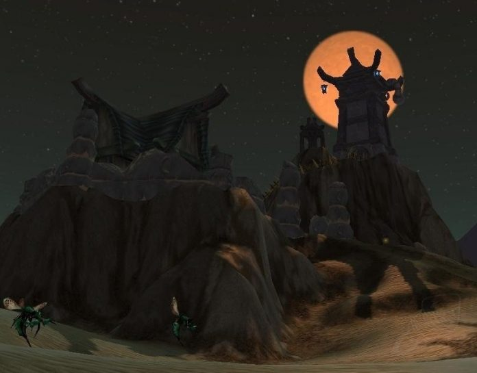 Silithus and the Cenarion Circle Coming in Phase 4 of Classic WoW