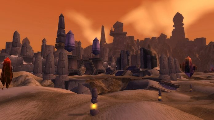 Classic Phase 5 Arrives July 28 - Scepter of Shifting Sands and War Effort