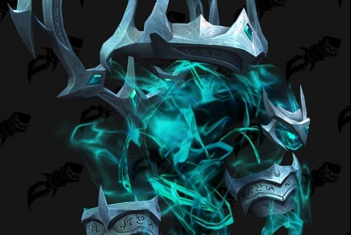 Death Elemental Mount - Shadowlands Mount Preview