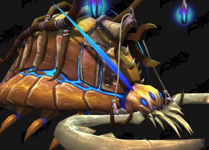 Shadowlands Mount Preview - Decomposer Mount