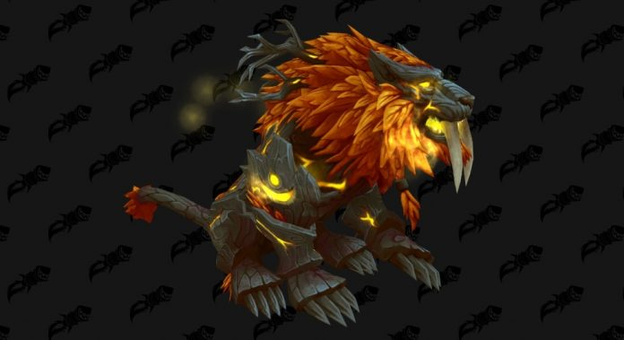 What to do Before Shadowlands - Unlocking Druid Form Customizations