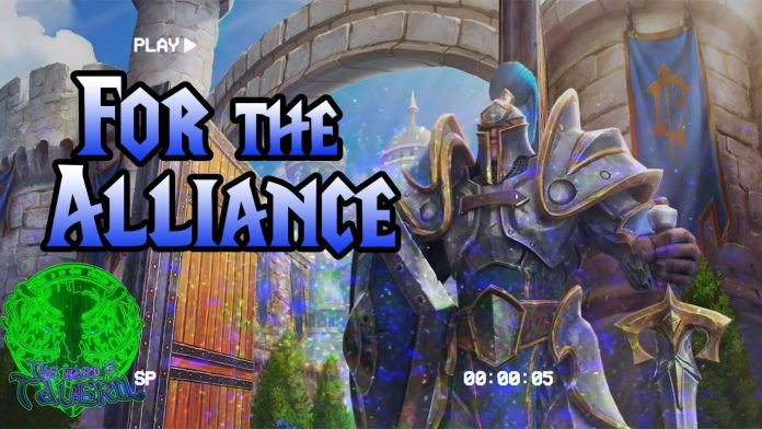 For the Alliance - Warcraft Inspired Synth-Wave by Jay the Tavern Bard
