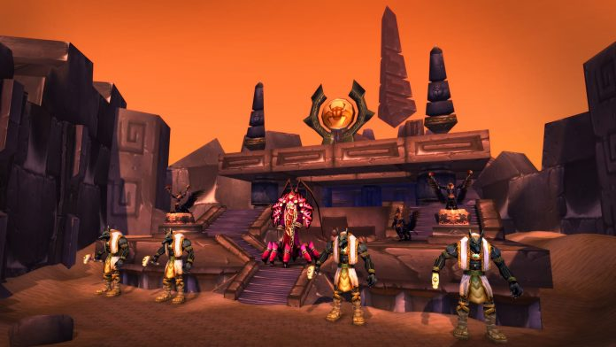 Relics Added in 1.11 Now Dropping in WoW Classic Phase 5
