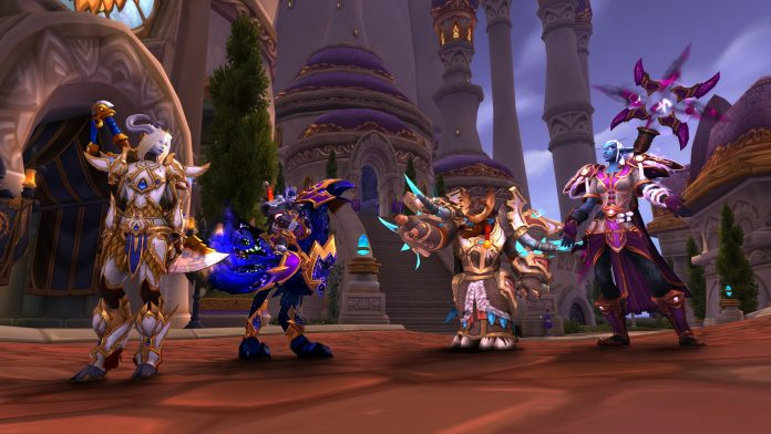 Returning to Azeroth: A Quick Guide to Unlocking Allied Races and Heritage Armor