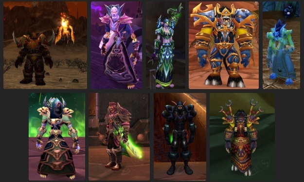 Tier 0.5 Dungeon Sets Coming in Phase 5