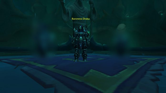 Draka and Other Famous Necrolord Characters Discuss Their Lives on Azeroth (Spoilers)