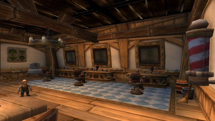 Appearance Change Service in Blizzard Shop is Retiring in Shadowlands