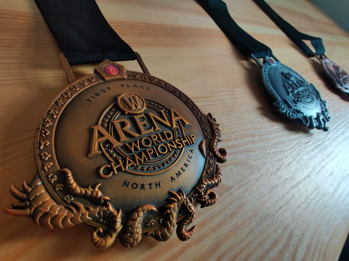 Congratulations to the AWC Battle for Azeroth Regional Champions