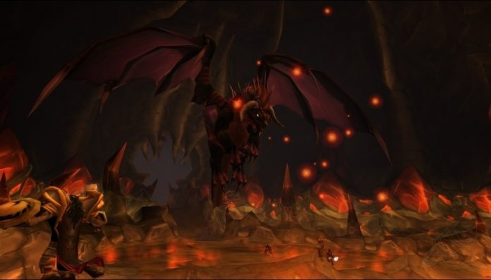 WoW Classic Horde Three-Player Kill of Onyxia