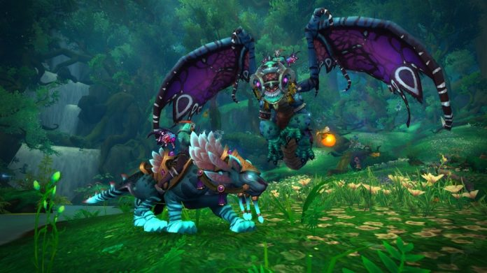 Mounts and Pets to Match the Sprite Darter Wings Transmog