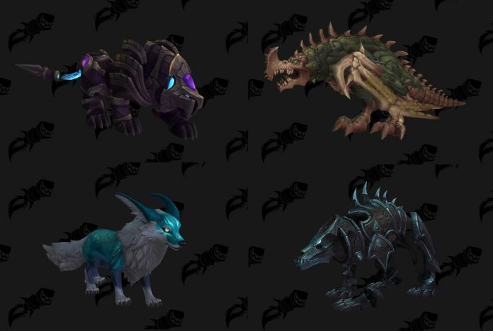 Shadowlands Hunter Pet Guide - New Hunter Pets in Shadowlands and Pre-Patch