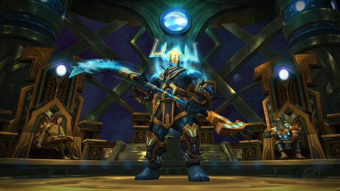 Legion Raids Harder to Solo at 60 in Shadowlands