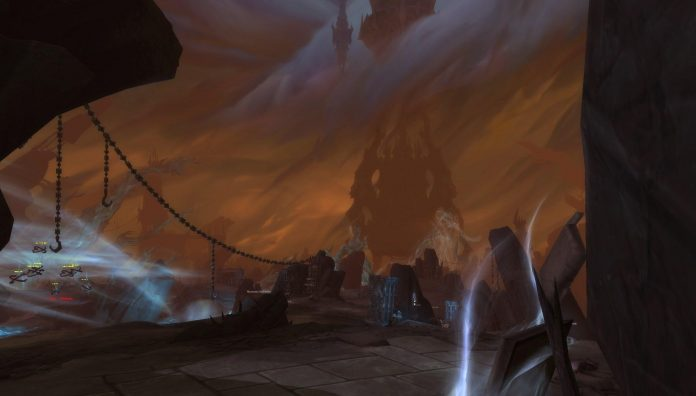 Wrath of the Jailer Weekly Event in Maw - Drops Item Level 183 Gear in Shadowlands