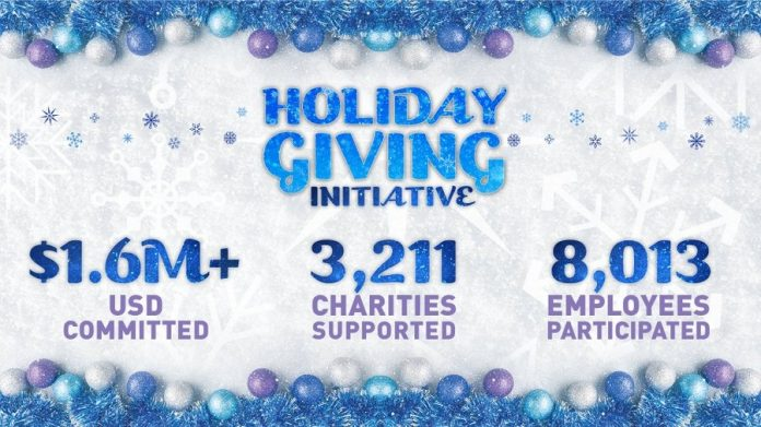 Activision Blizzard Donates $1.6 Million to Charities on Behalf of Employees