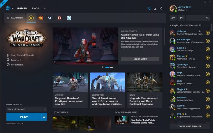 Battle.net Launcher 2.0 Makeover Going Live in North America