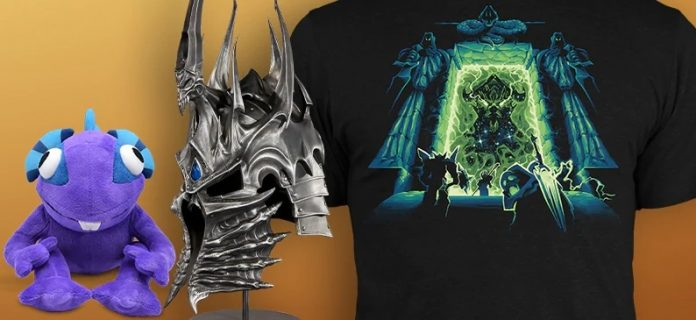 Highlighting BlizzConline's Exclusive Apparel, Books, Deskmats & Collectibles