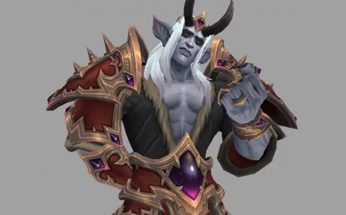 Shadowlands Art Blast: Brokers, Dredgers, and Sire Denathrius Animations by Blizzard's Animation Team