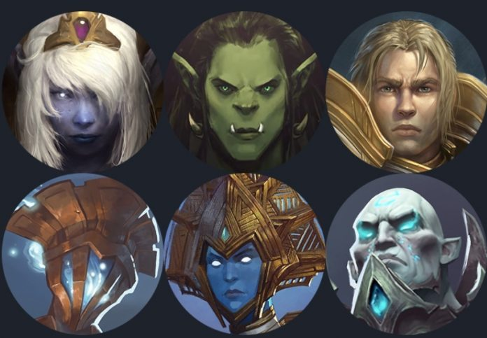 Battle.net App Now Updated with Shadowlands Character Avatars and Yrel