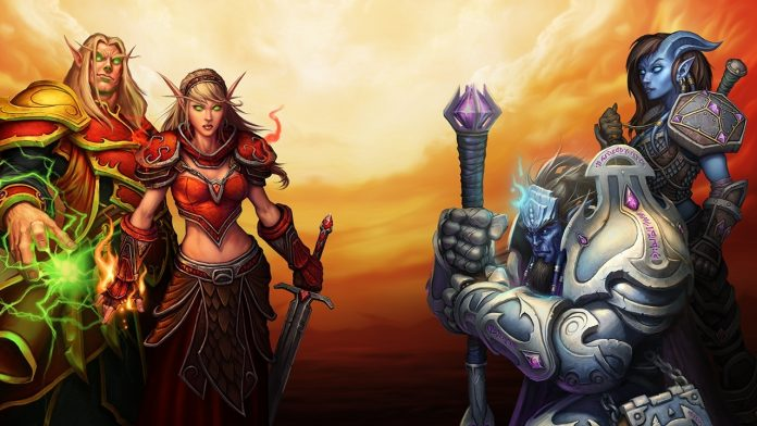 Classic PTR Now Updated to Burning Crusade Classic Pre-Patch