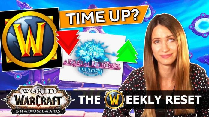 The Weekly Reset by Taliesin and Evitel - Is WoW No Longer the Top MMO?!
