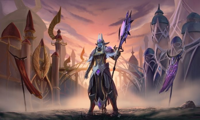 Wowhead's Artist's Corner and Giveaway - uzZzy