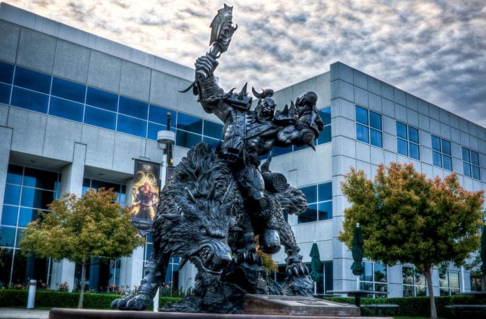 Blizzard Entertainment's Head of Global Human Resources Leaves Company