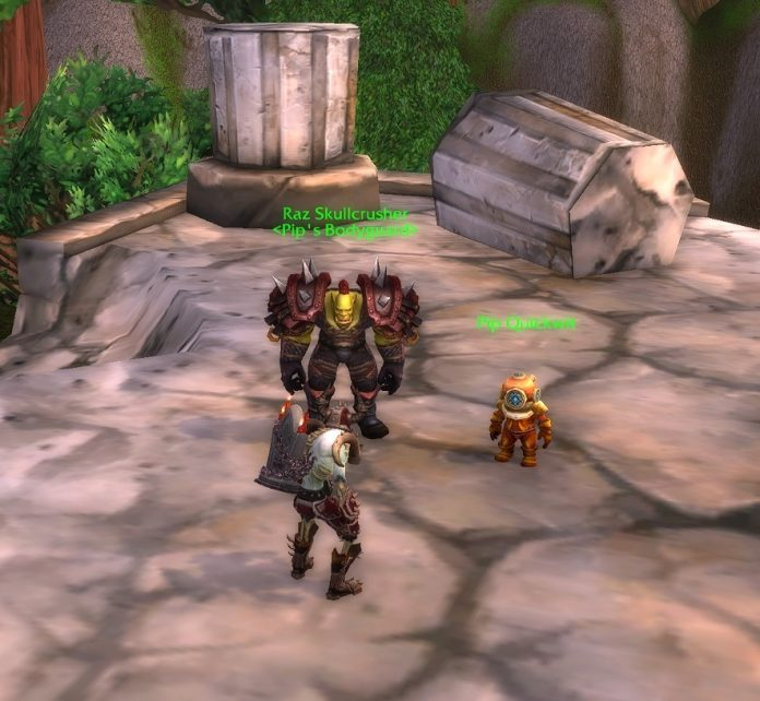 Finkle Einhorn Renamed; More Transphobic, Sexual, and Racially Suggestive Dialogue Removed from WoW